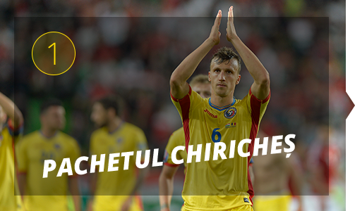 Pack chiriches